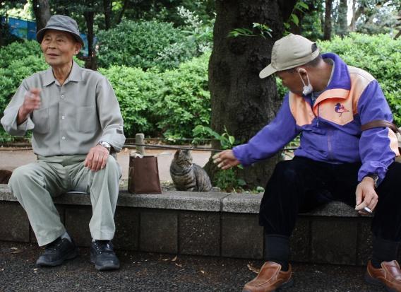 """Japonia: frustracja i gniew seniorów, fenomen """"srebrnych przestępstw"""""""