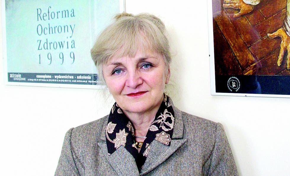 Prof. Golinowska: zdrowie jest nie tylko dobrem prywatnym