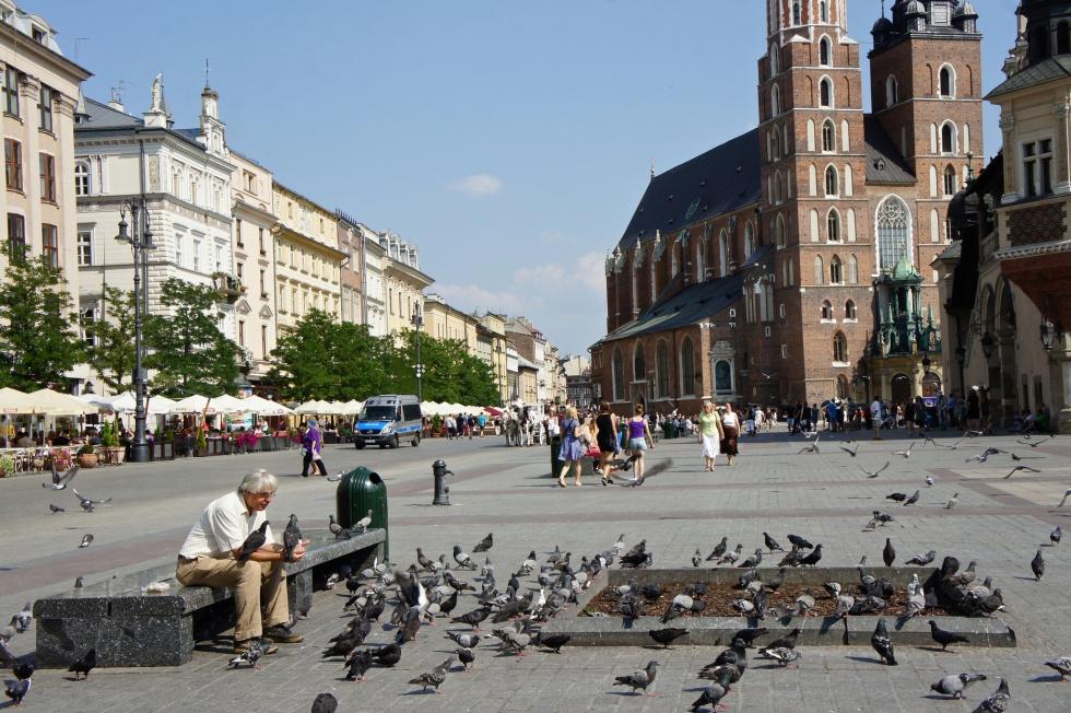 II Ogólnopolskie Senioralia w Krakowie