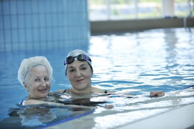Kraków: nietypowa rehabilitacja w parku wodnym