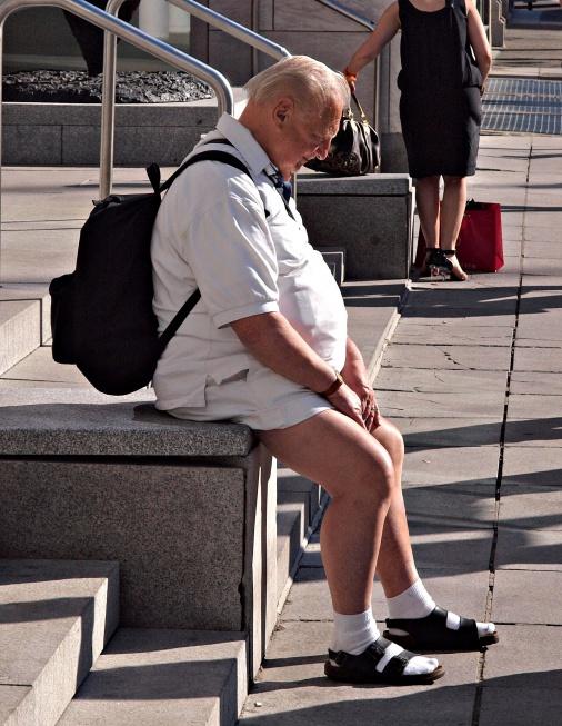 Niższe ryzyko demencji u osób z nadwagą?