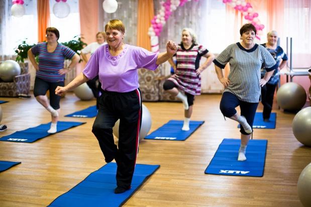 Rynek fitness chce zarabiać na seniorach