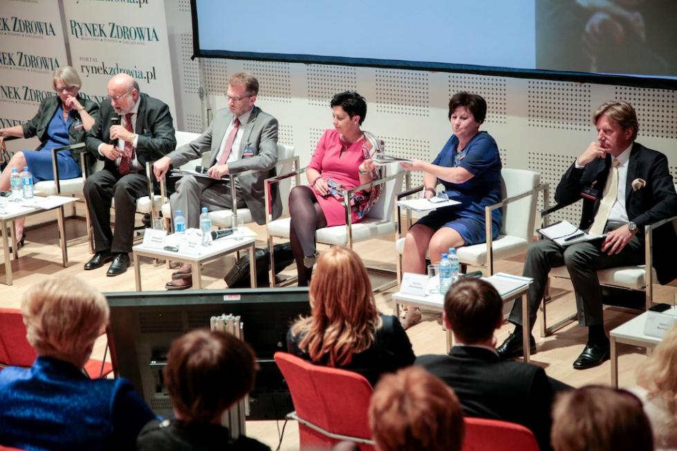Sesja dot. polityki senioralnej podczas WKG 2014 w obiektywie