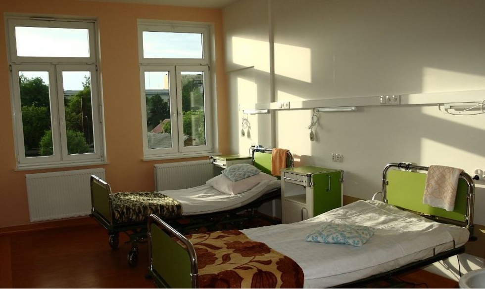 Żary: hospicjum wystarcza kontraktu na zapełnienie połowy łóżek