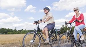 Emeryt-cyklista będzie zdawał egzamin na kartę rowerową?