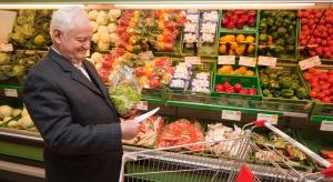 GUS: gospodarstwa emerytów i rencistów najwięcej wydają na żywność