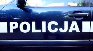 Szczecińska policja rozdawała seniorom odblaski