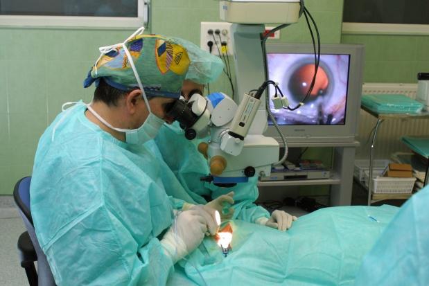 Katowice: kolejki na operacje zaćmy ogromne, ale pacjenci nie przychodzą na zabiegi