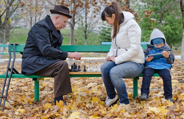 Osoby mające dzieci żyją dłużej niż te bez potomstwa