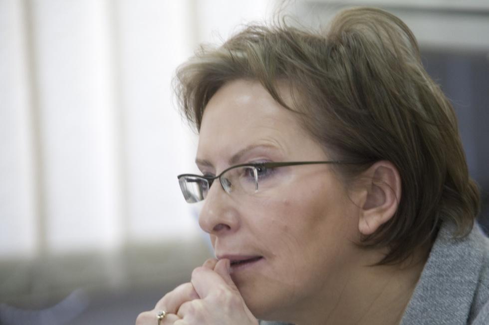 Kopacz chce rozmawiać z PSL o projekcie ws. emerytury po 40 latach pracy