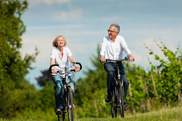 Badania na dużą skalę potwierdzają - rowerzyści dłużej żyją i rzadziej chorują