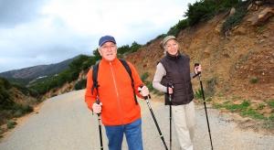 Ćwiczenia i mocne nogi to lepsze działanie starzejącego się mózgu?