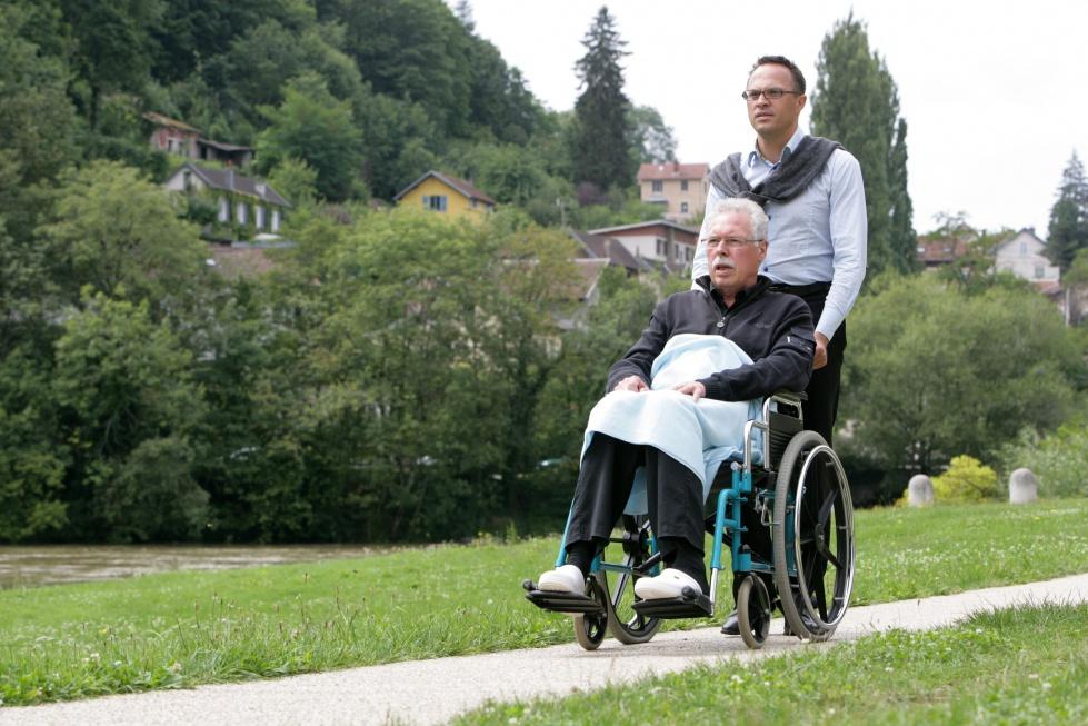 Opiekunowie dorosłych osób niepełnosprawnych: skąd tyle emocji?