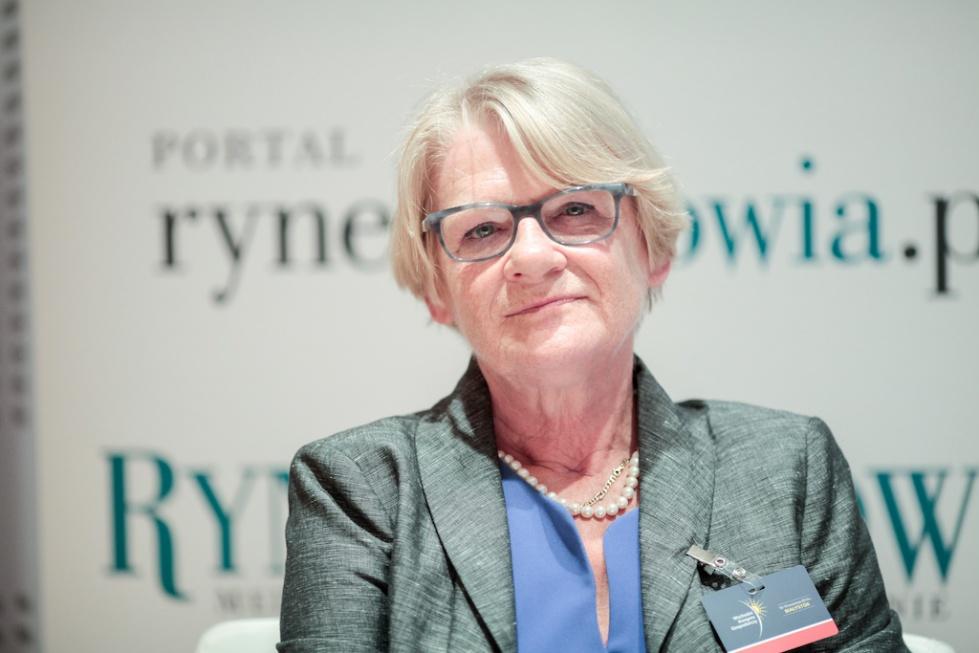 Prof. Bień: geriatria w Polsce - prezentacja