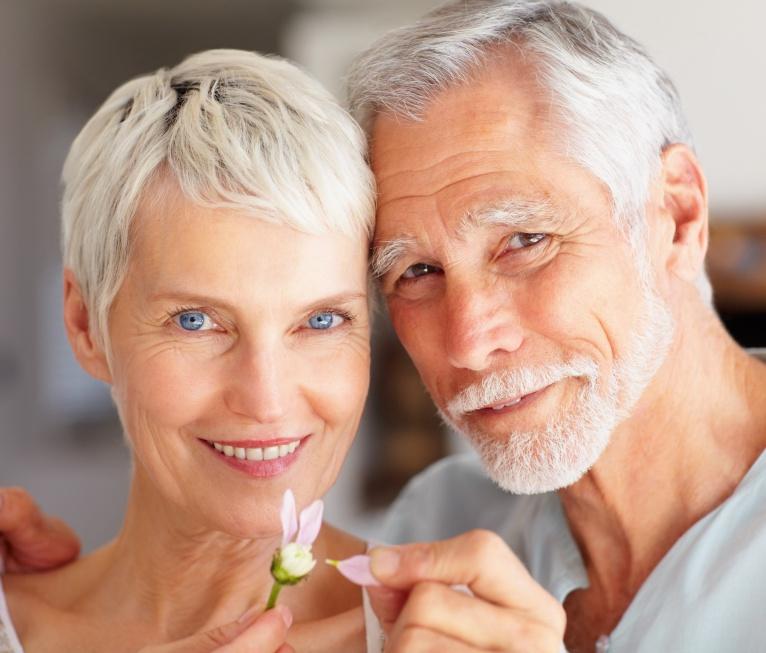 Psychogeriatria: z wiekiem coraz bardziej potrafimy się cieszyć