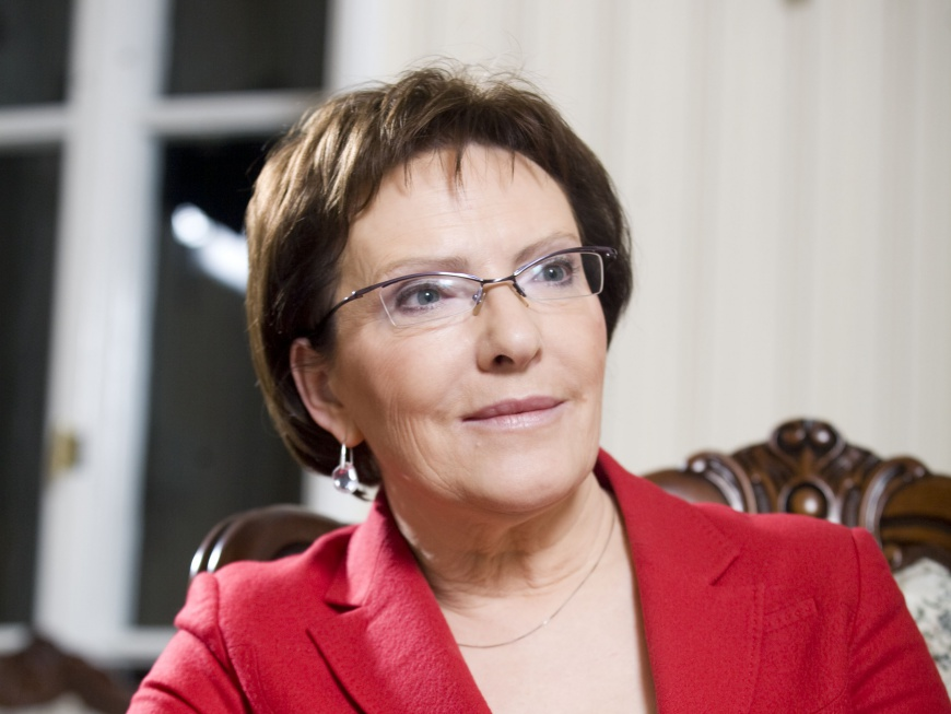 Półrocze Ewy Kopacz: polityka senioralna to sukces mojego rządu