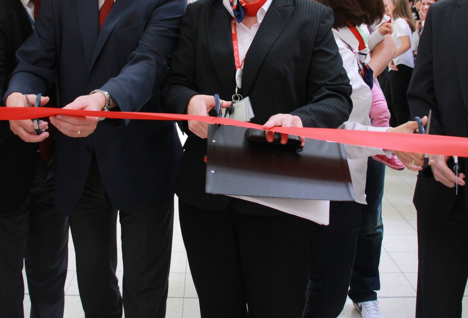 Mazury: oficjalne otwarcie nowego domu samopomocy
