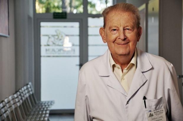 93-latek laureatem konkursu Zwykły Bohater
