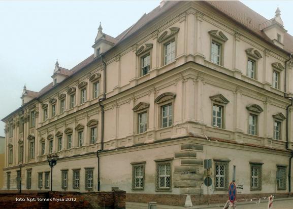 Zabytkowy pałac w Nysie dla niemieckich seniorów?