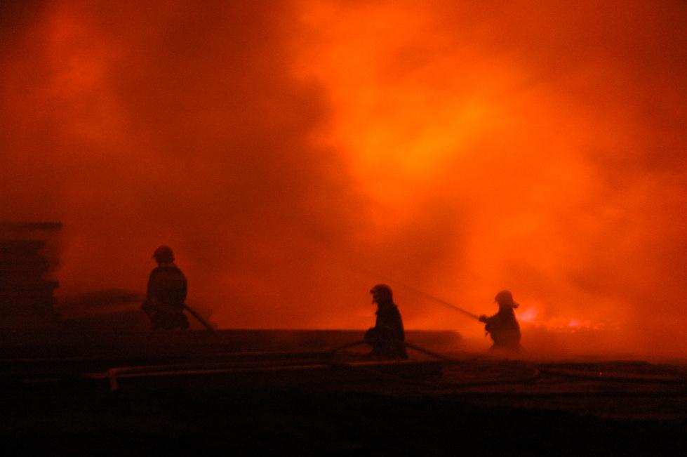 Spłonął chiński dom opieki. Zginęło 38 osób