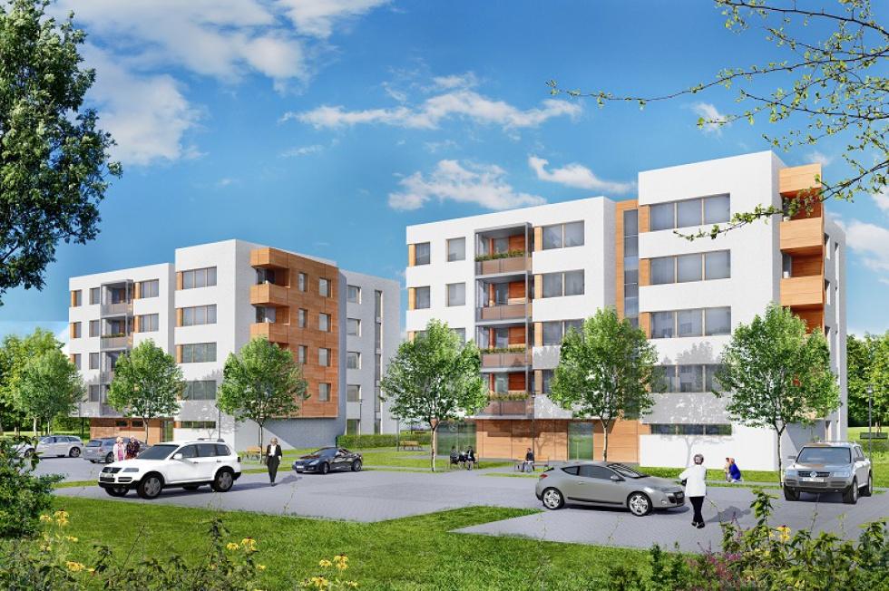 Katowice: wkrótce rusza budowa osiedla dla seniorów