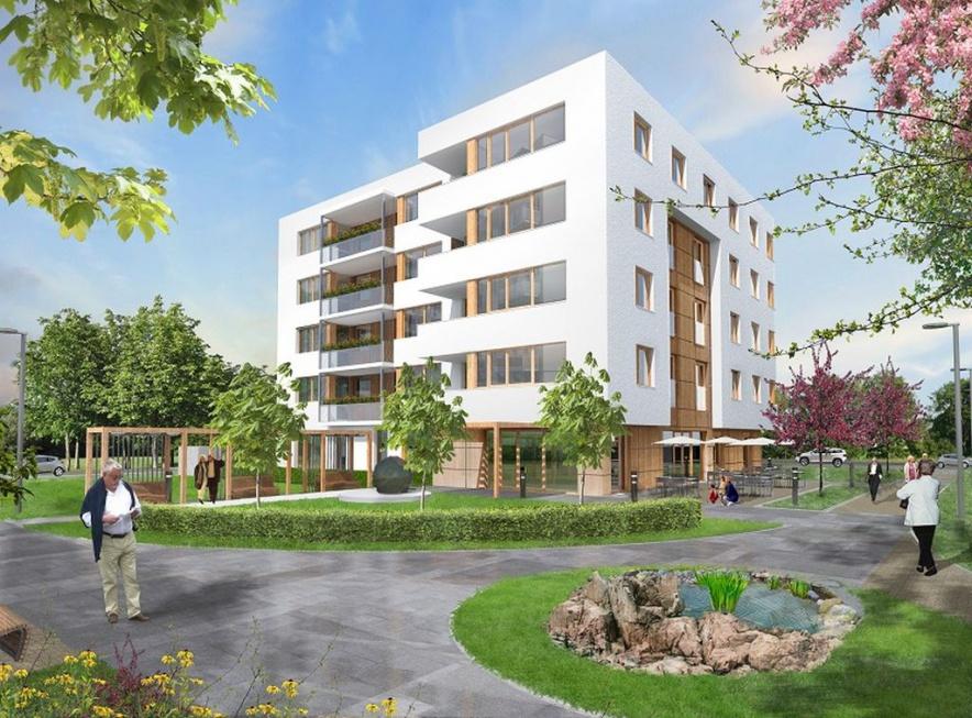Enklawa Kryształowa dla seniorów - zobacz wizualizacje osiedla i mieszkań