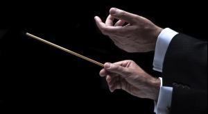 80. urodziny spędzi za pulpitem dyrygenckim