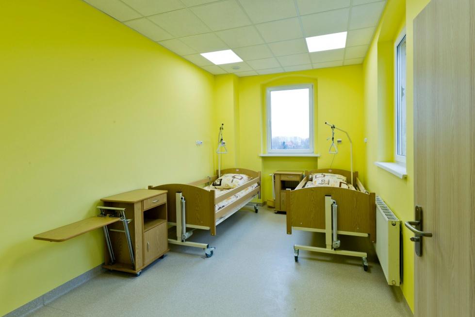 Eksperci: niedożywienie groźne podczas pobytu w szpitalu