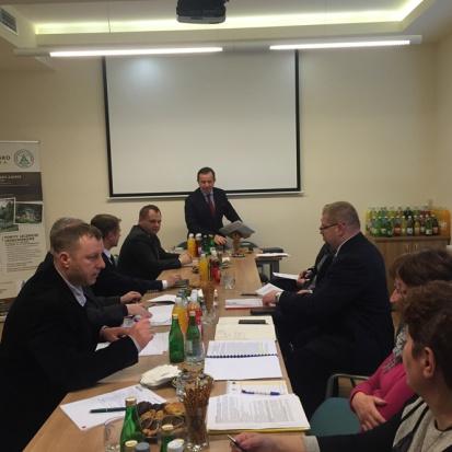 Samorządowcy z Podkarpacia dyskutowali o przyszłości uzdrowisk