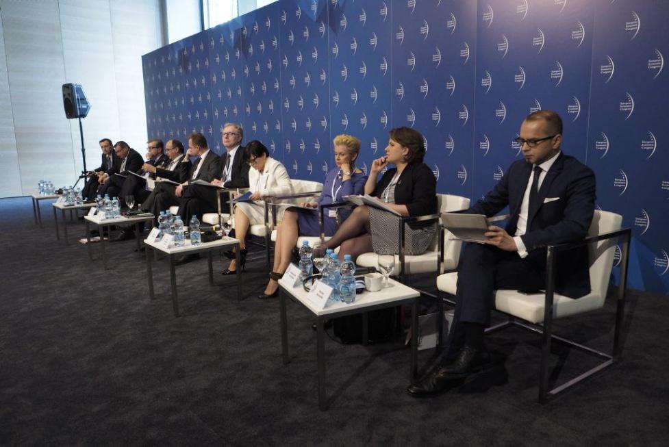 O polityce senioralnej na VII Europejskim Kongresie Gospodarczym - zobacz zdjęcia