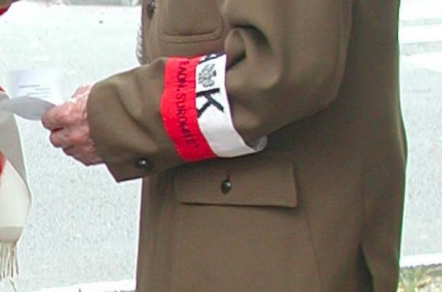 """107-latek otrzymał medal """"Pro Patria"""". Za bitwę nad Bzurą"""