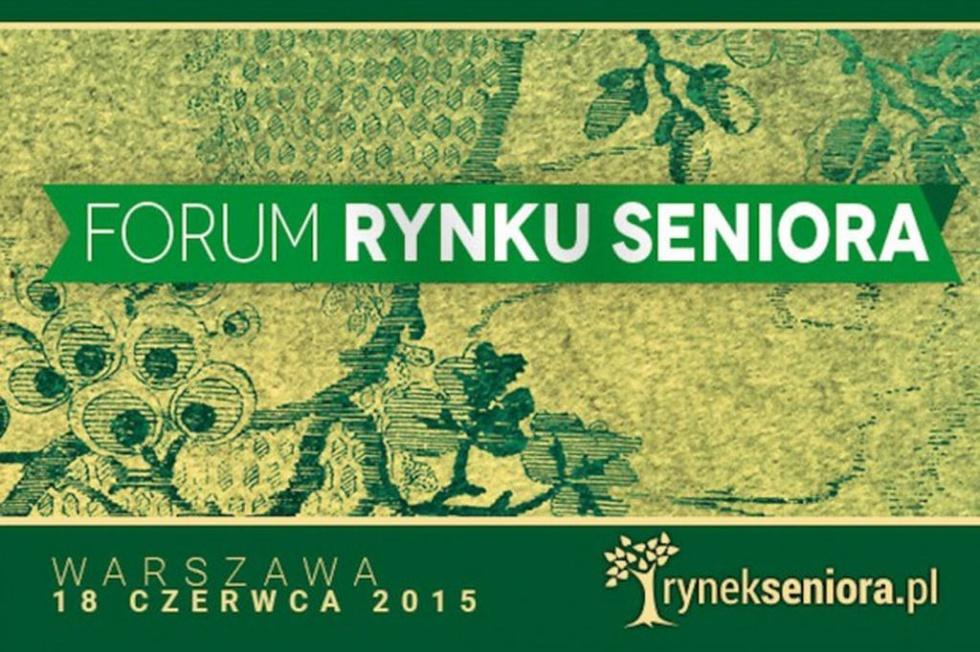 I Forum Rynku Seniora z patronatem Polskiego Towarzystwa Gerontologicznego
