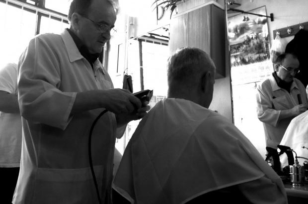 Dolnośląskie: fryzjerski wolontariat w domu opieki