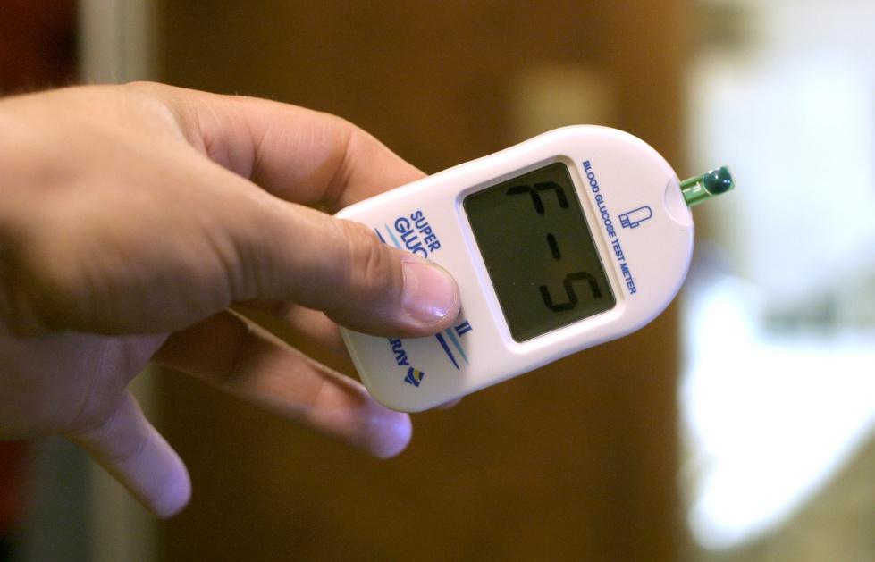 Co czwarta osoba po 60 r.ż. cierpi na cukrzycę typu 2