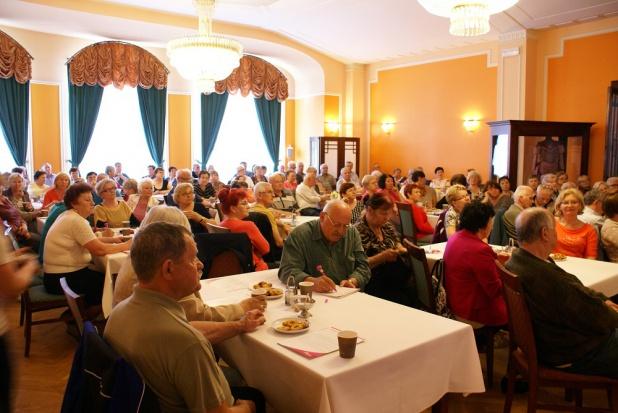 Poznań: miasto organizuje Poznańskie Forum Klubów Seniora