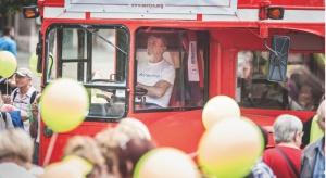 II Parada Seniorów przeszła ulicami Warszawy