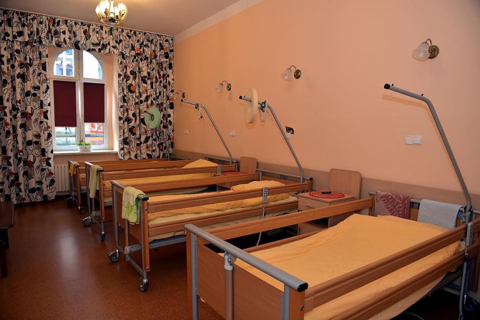 DPS w Bytomiu ma własny oddział psychogeriatryczny