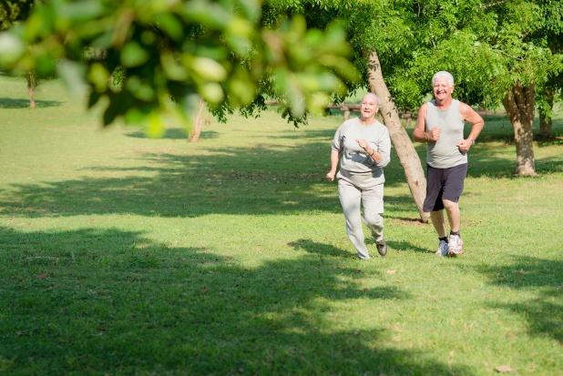 Ruch w każdym wieku równa się zdrowie