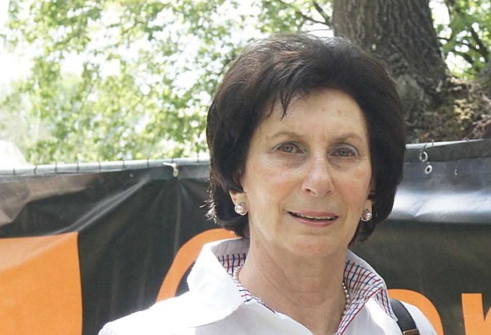 69-letnia Irena Szewińska wciąż biega