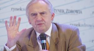 Zembala podkreśla sukcesy rządu w dziedzinie geriatrii