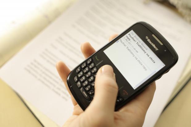 Dolnośląskie: NFZ smsem przypomina pacjentom termin wizyty