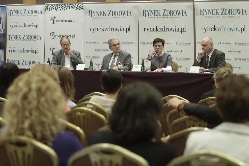 Forum Rynku Seniora: sesja dot. srebrnej gospodarki w obiektywie