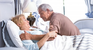 USA: małżeństwo z 68-letnim stażem nierozłączne nawet w szpitalu