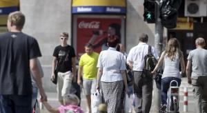 Gdynia: seniorzy blokują ulicę, domagają się przejścia dla pieszych