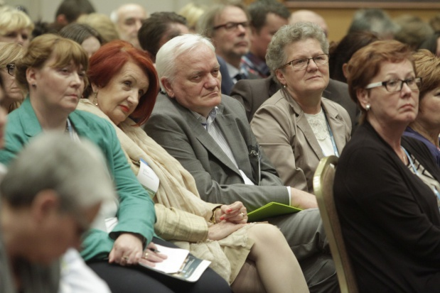Rusza Forum Seniorów Województwa Opolskiego. Na pierwszym spotkaniu zabrakło miejsc w sali