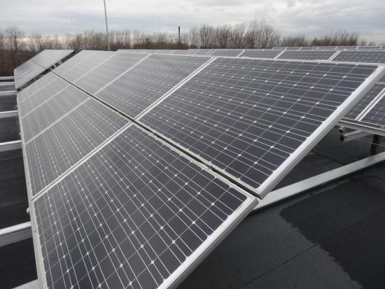 Zamontowali panele słoneczne w szczecińskich DPS-ach