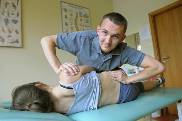 Jest projekt praktyk zawodowych w kształceniu fizjoterapeutów