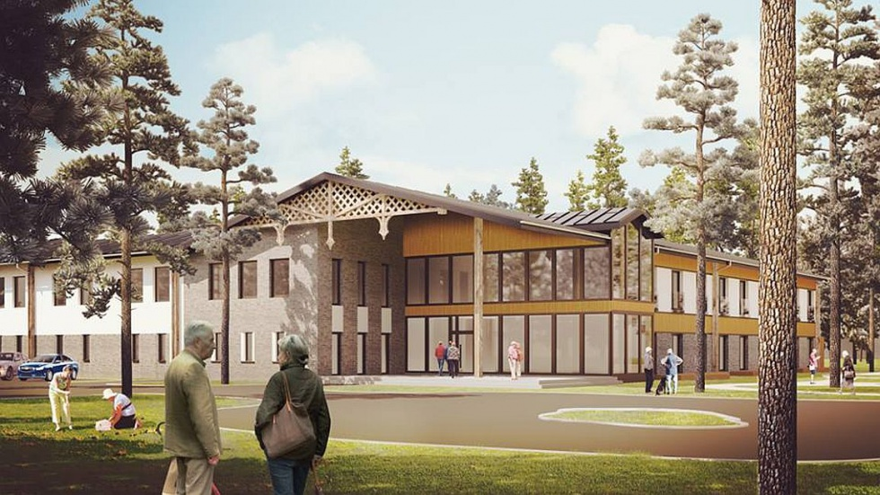 Karczew: zbudują dom seniora w stylu świdermajer