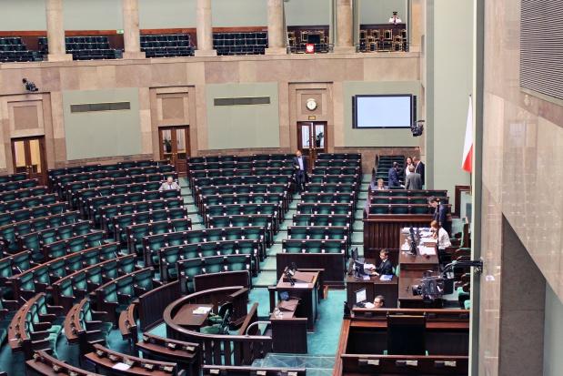 Sejm odrzucił projekt ws. opiekunów prawnych i medycznych
