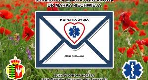 Ruda Śl.: koperty życia mają ułatwić niesienie pomocy seniorom